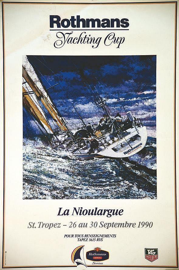La Niuolargue Saint Tropez - Royhmans Yating Cup 1990