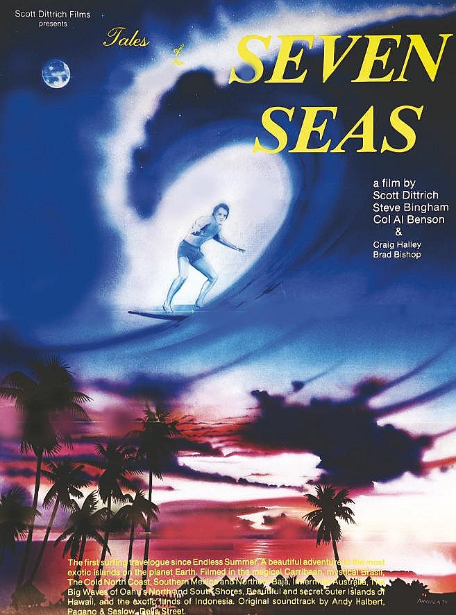 ARRIOLA  Tales of the Seven Seas     1981