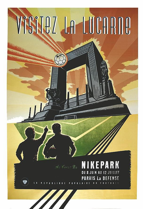 Nike Park - Visitez la Lucarne 1998