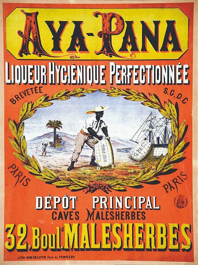 Aya Pana - Liqueur Hygiénique Perfectionnée vers 1900