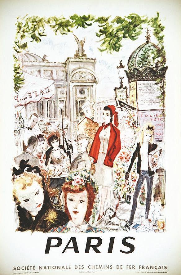DIGNIMONT  Paris     1962