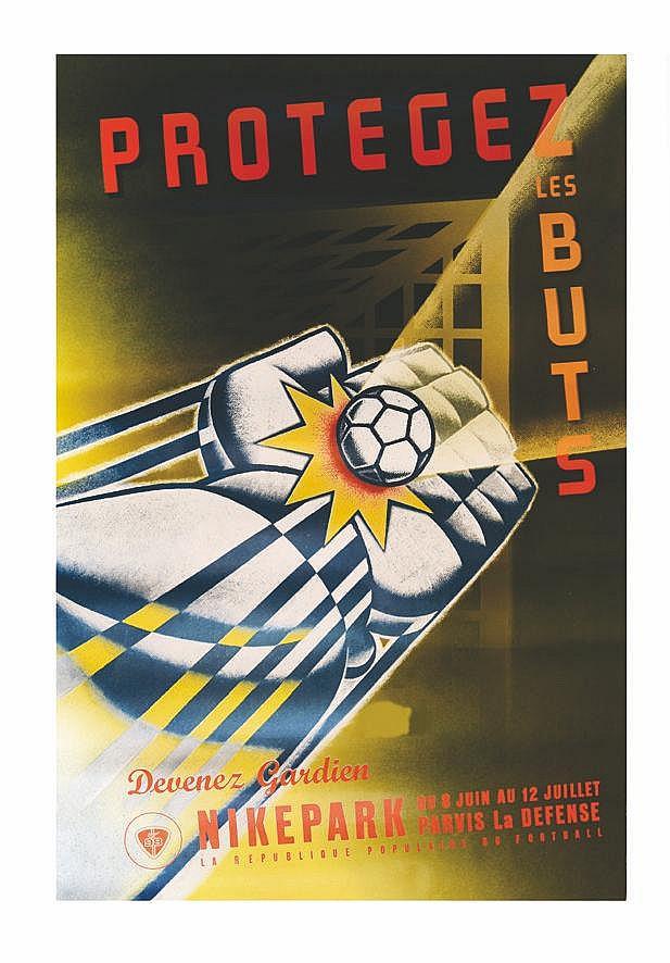 Nike Park -Protegez vos Buts 1998