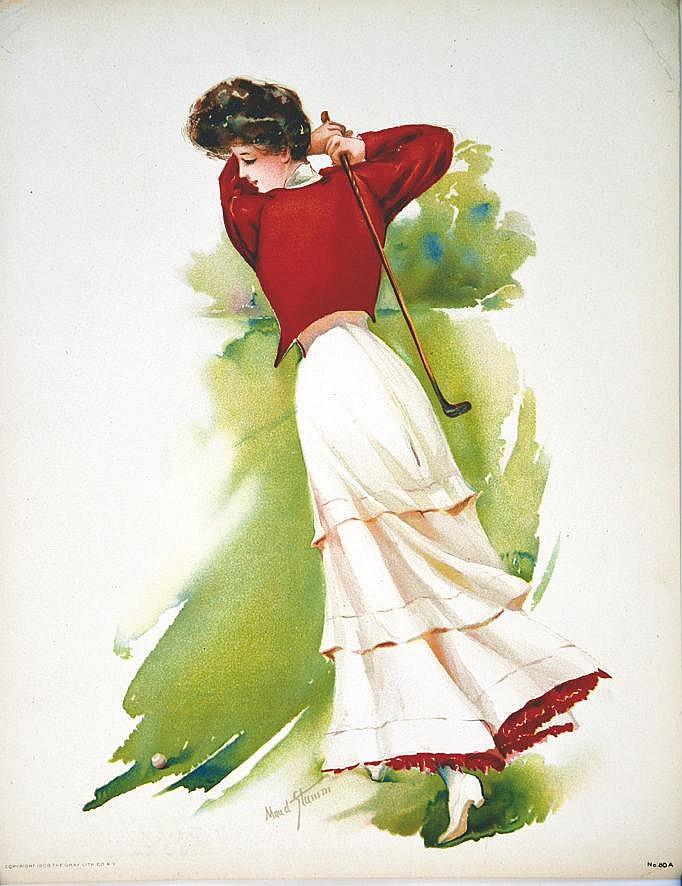 Golfeuse     1908