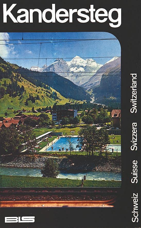Kandersteg Bis     vers 1960