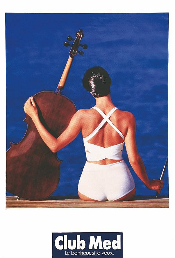 Club Med Le Bonheur si je veux     vers 1980