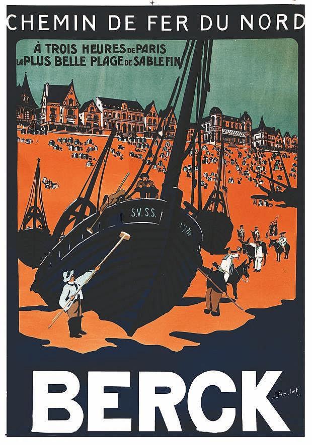 FLORMAY JEAN  Berck 1922     1922
