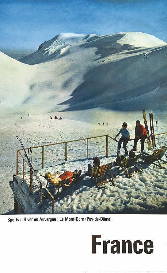 PHOTO : LIZON Le Mont Dore ( Puy de Dôme ) 1962 Le Mont Dore ( Puy de Dôme )