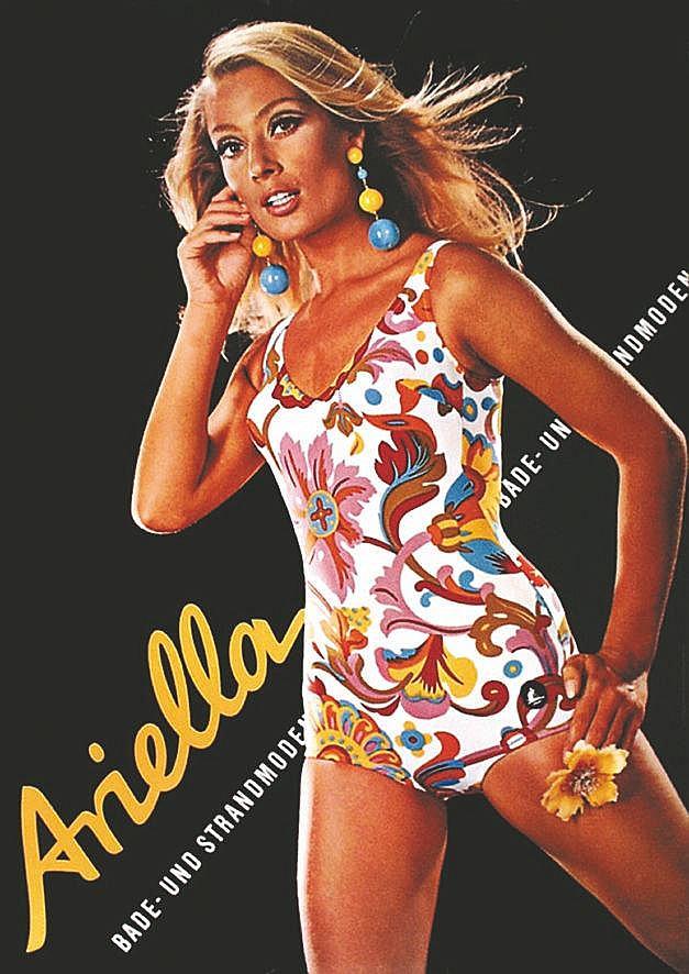 JAMIESON ALIXANDER  Ariella Maillots de Bains     1968
