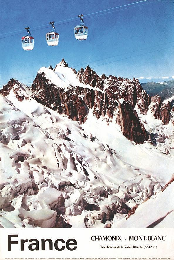 TAIRRAZ PH.  Chamonix - Mont-Blanc.