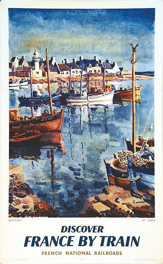 CERIA Brittany by Ceria 1957