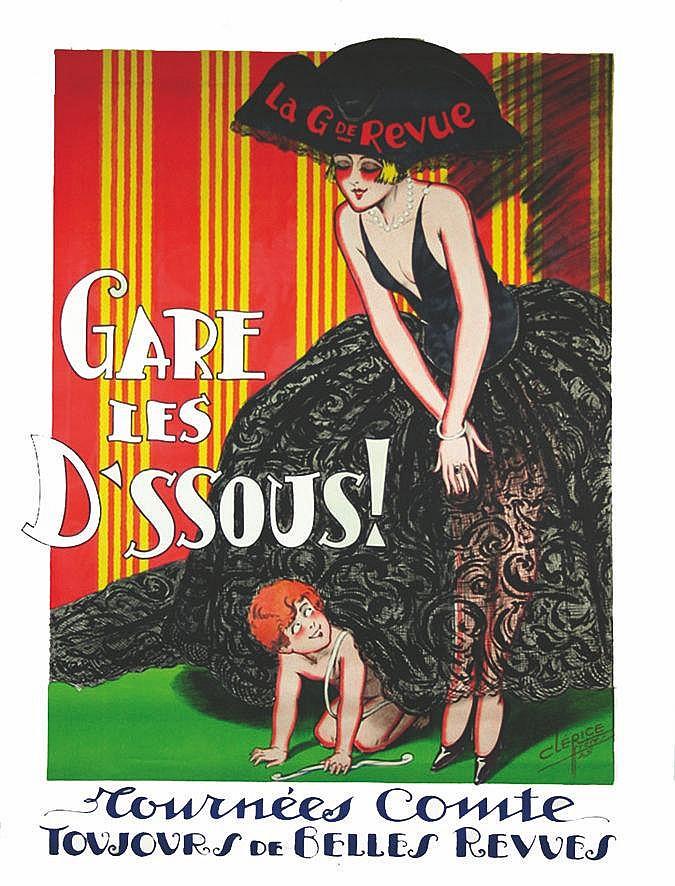 Gare les D'ssous     vers 1920