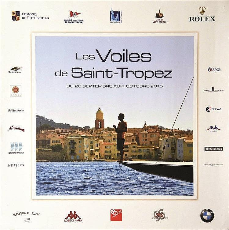 Les Voiles de Saint Tropez     2015