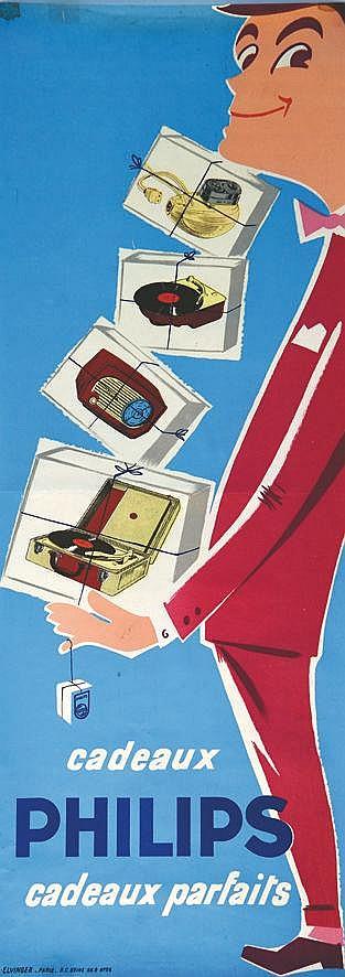 Cadeaux Philips, cadeaux parfaits     vers 1950