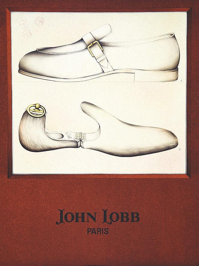 John Lobb Paris     vers 1980