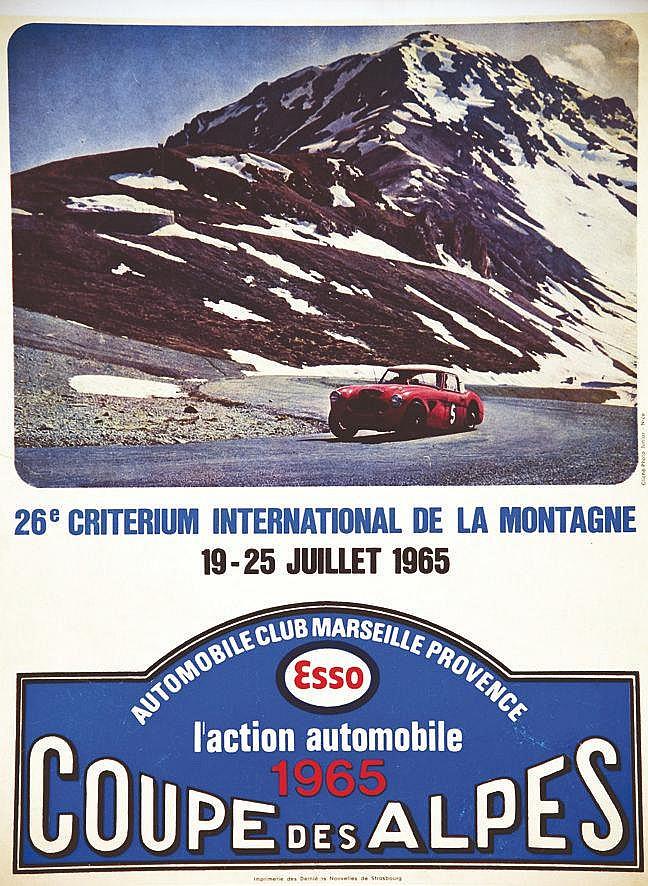 Coupe des Alpes     1965
