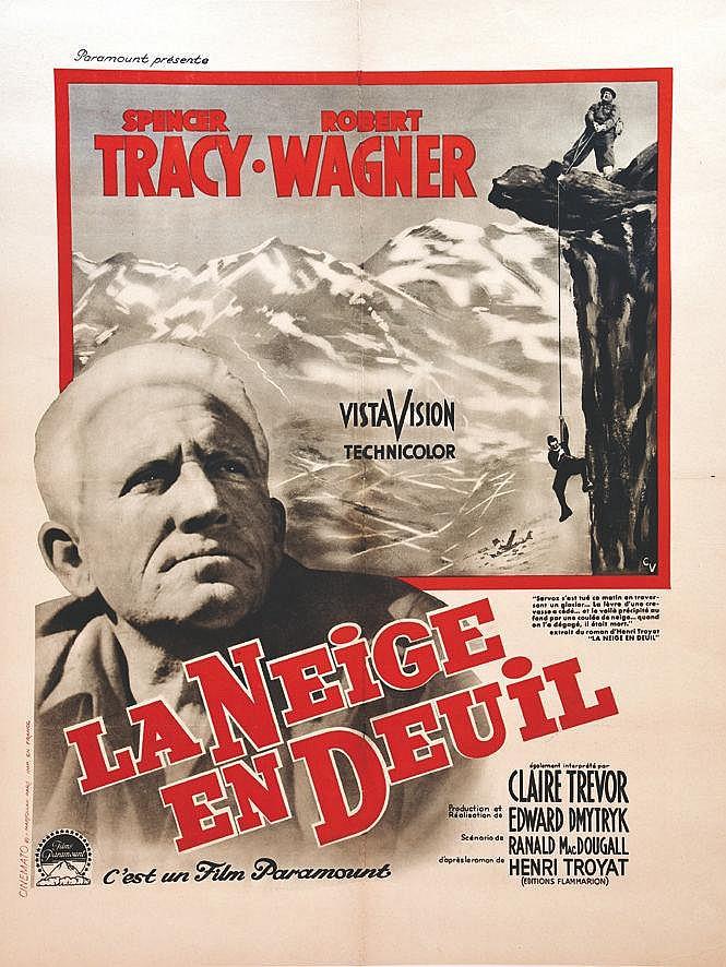 CV La Neige en Deuil 1952
