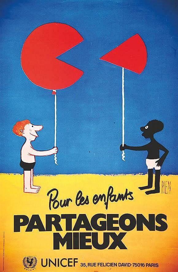 PIEM  Partageons Mieux     vers 1980