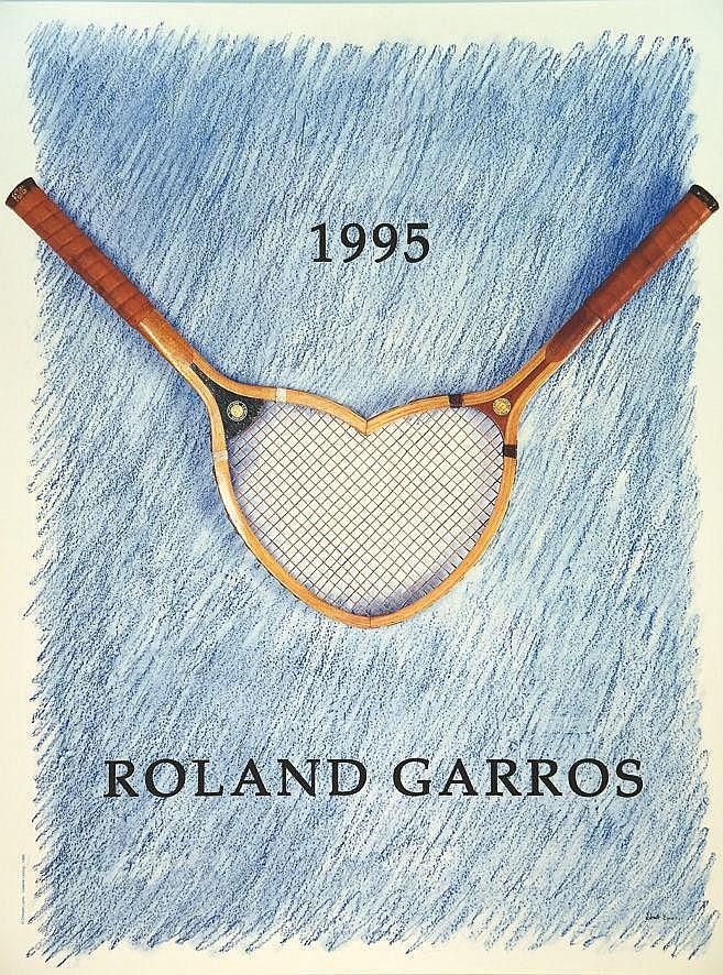 LIPSKI DONALD Roland Garros 1995 1995