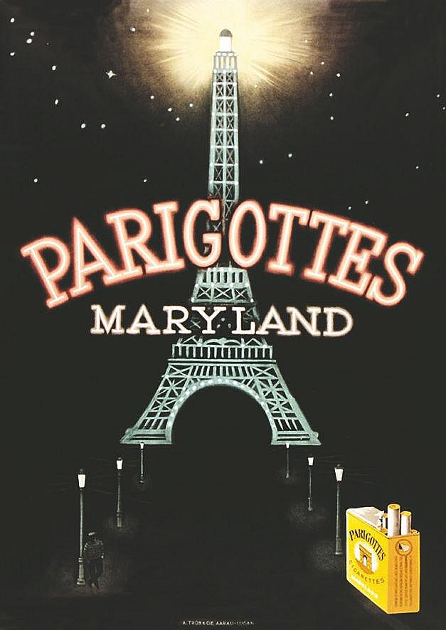 Parigottes - Maryland     1933