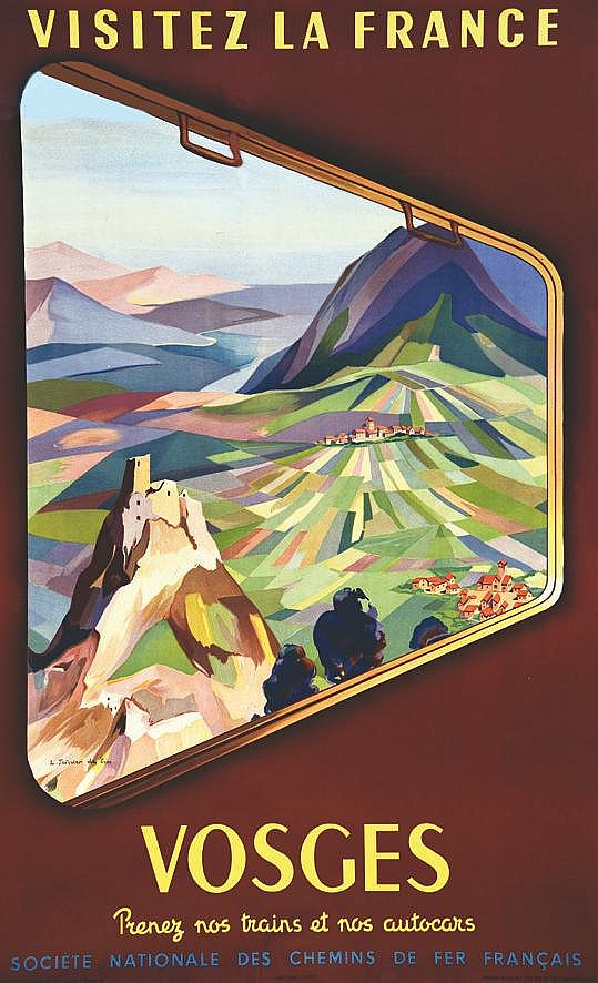 JAMIESON ALIXANDER Vosges 1954