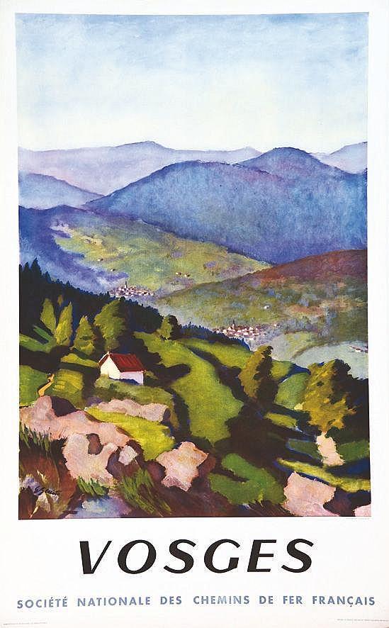 BENITO  Vosges     1946