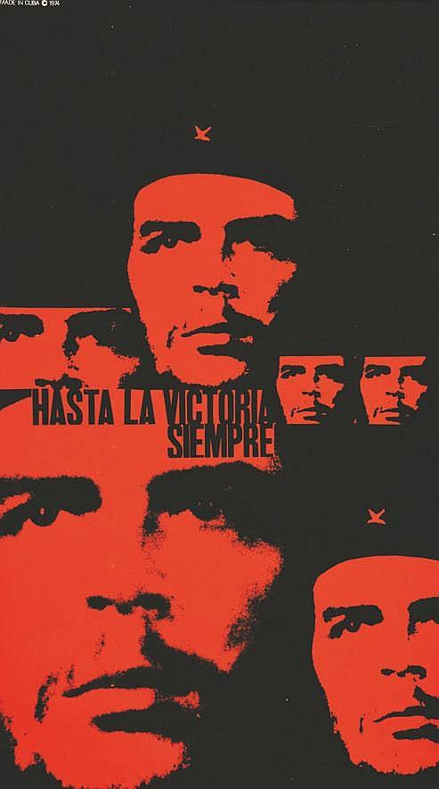 Hasta la victoria siempre ( Ché Guevara )     1974