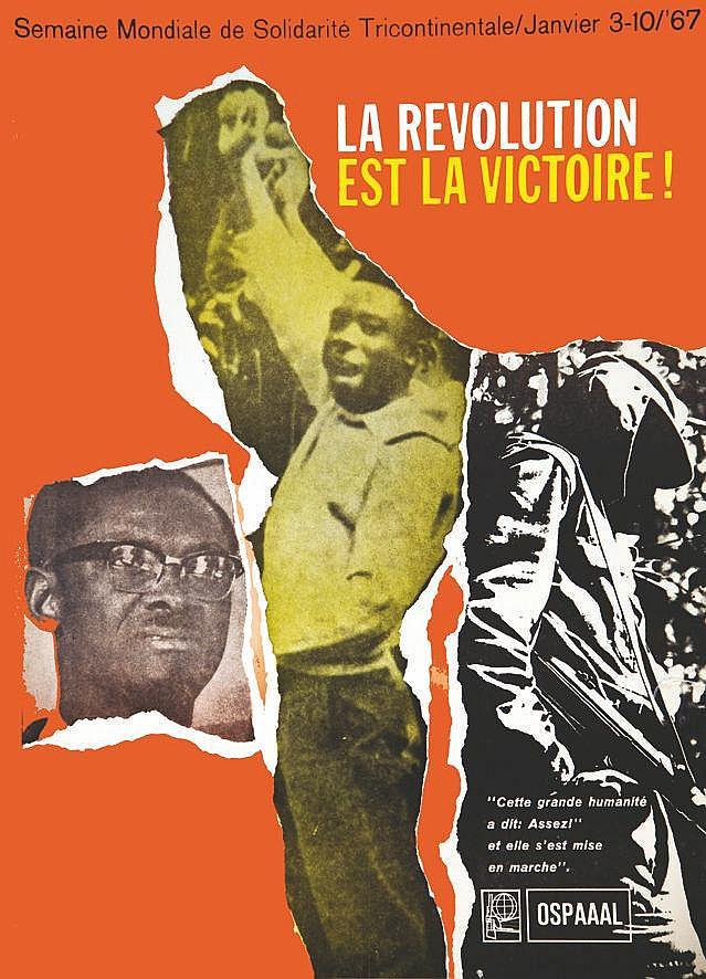 La Révolution est la Victoire ( Malcom X     1967