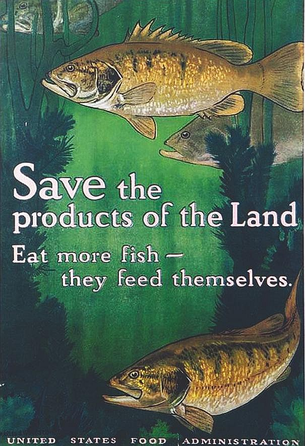 Save the product of the Land     vers 1918