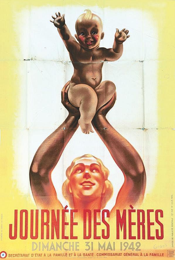 GRACH Journée des Mères 1942