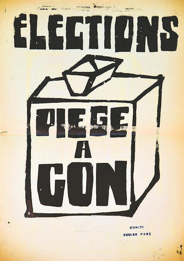 Elections Piège à Con 1968