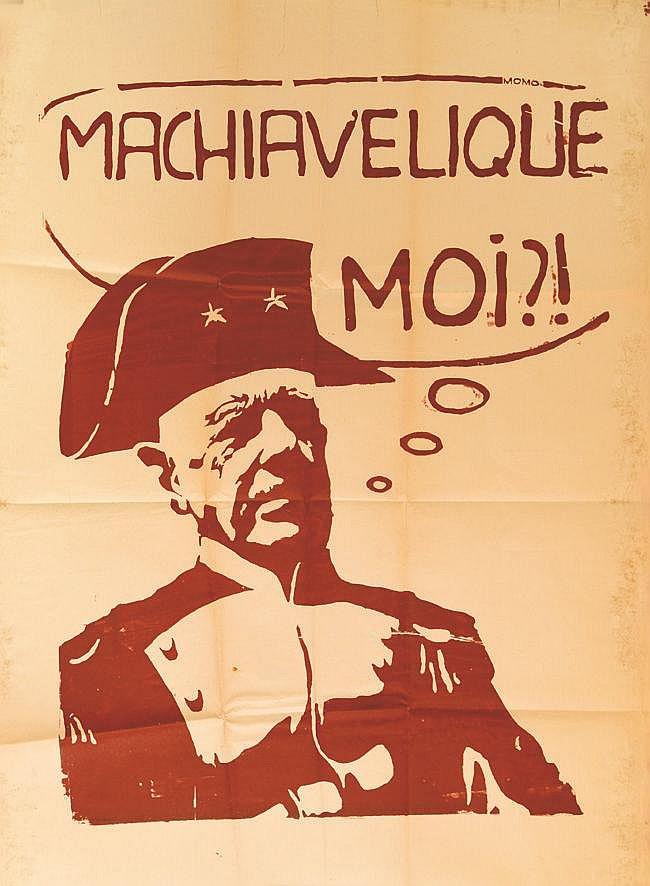 Machialevique Moi ? !     1968