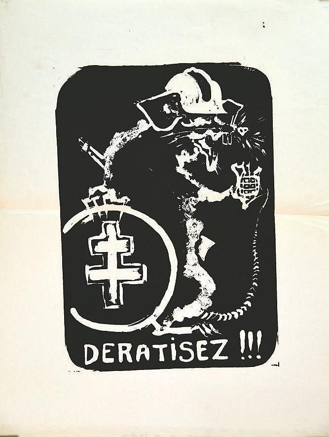 Dératisez !!!!     1968