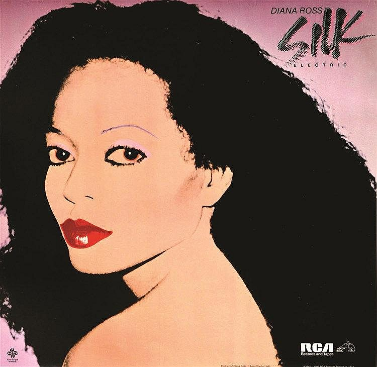 WARHOL ANDY  Diana Ross 1982     1982