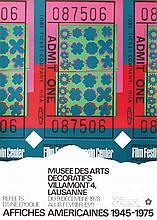 WARHOL ANDY  Warhol - Musée des Arts Décoratifs Lausanne     1978