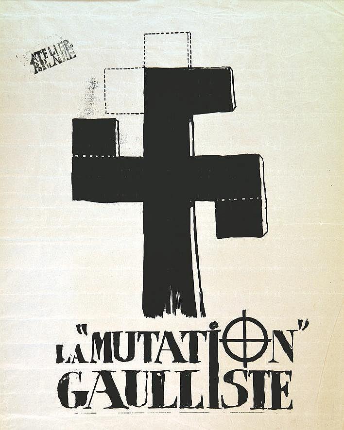 Mutation Gauliste     1968