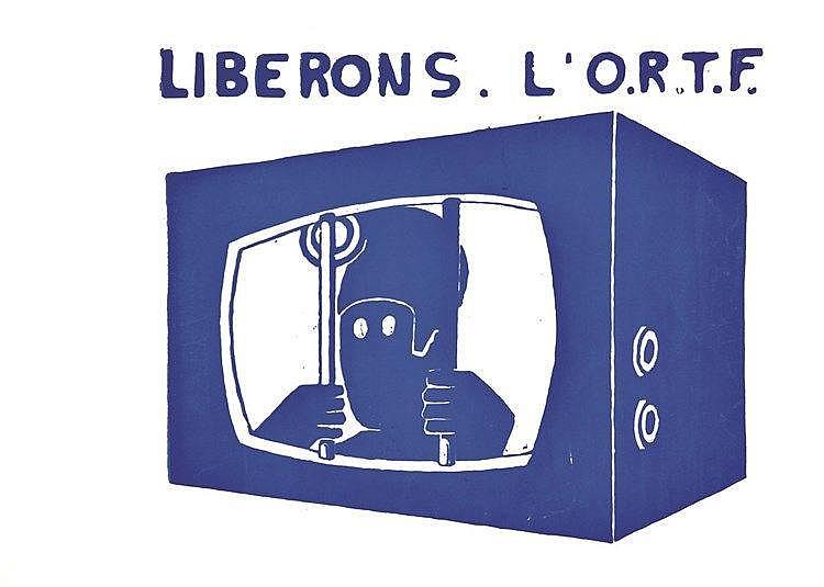 Libérons L'ORTF     1968