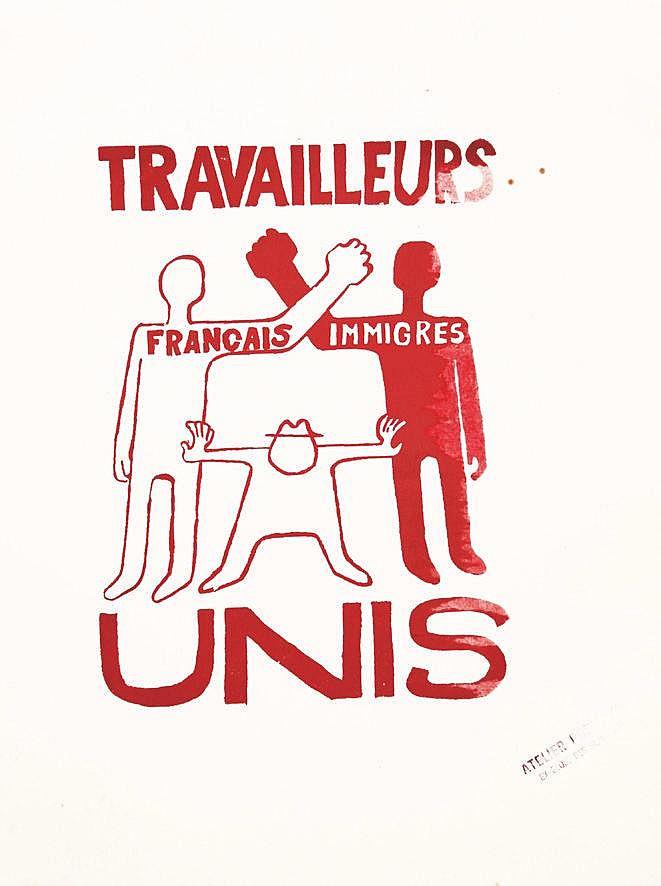 Travailleurs Français Emigrés Unis     1968