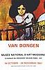 VAN DONGEN KEES  Van Dongen - Musée d'Art Moderne     1967, Kees van Dongen, €150