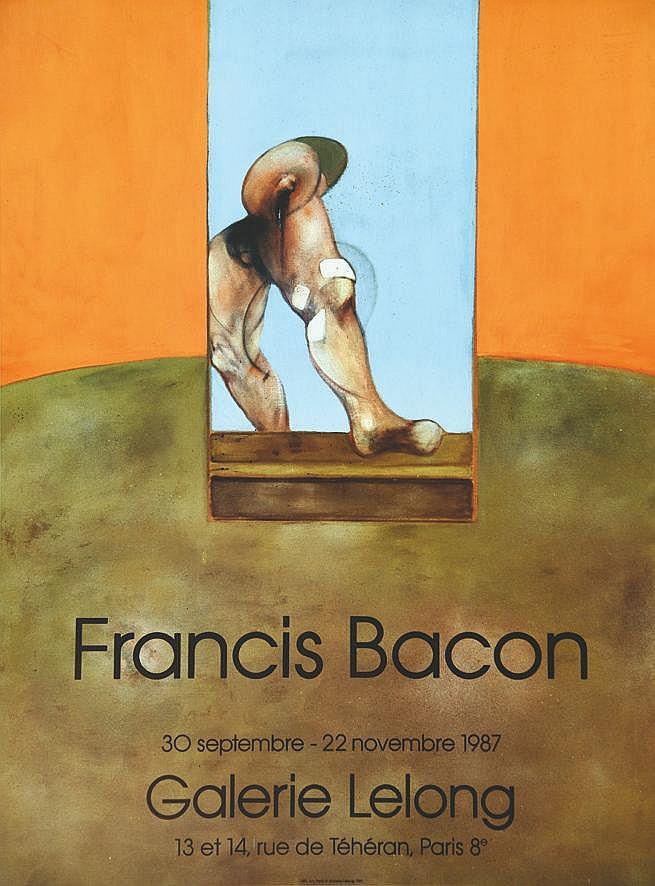 BACON FRANCIS  Francis Bacon Galerie Lelong     1987