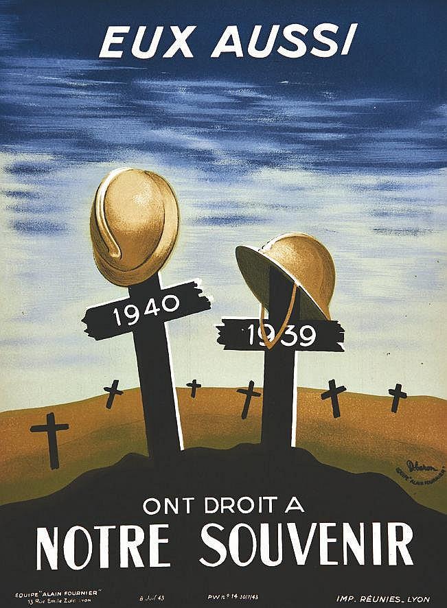 BARON D. (Equipe Alain Fournier) Eux Aussi ont droit à notre souvenir 1943
