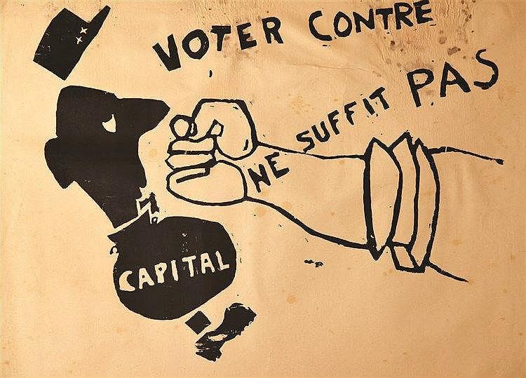 Voter contre ne suffit pas Capital     1968