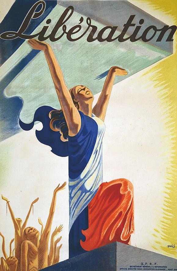 PHILI Libération 1944