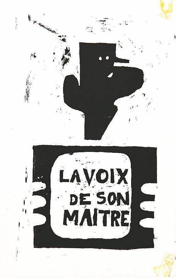 La Voix de son Maitre ( ORTF)     1968