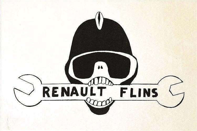 Renault Flins 1968