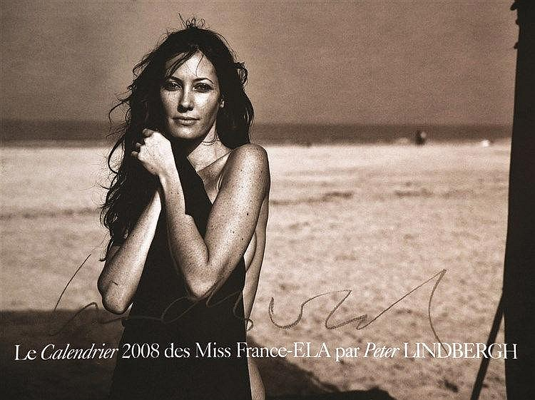 LINDBERGH PETER Calendrier Pirelli 2008 des Miss France de 1991 à 2007 2008