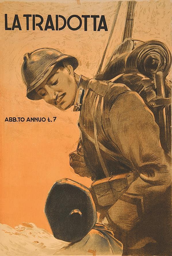La Tradotta 1915