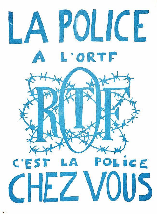 La Polive à l'ORTF c'est la Police chez vous     1968