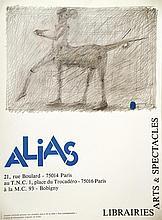 CESAR  César - Alias     vers 1980