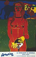 CORNEILLE  Corneile -  La Sensualité du sensible     vers 1970