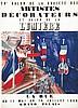 DUFY RAOUL  Artistes Décorateurs et salon de la Lumière     1939, Raoul Dufy, €250